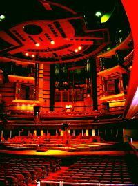 Symphony Hall in Birmingham, UK