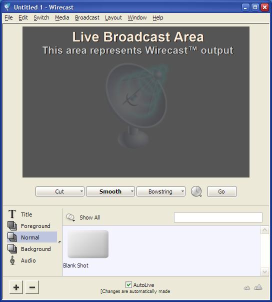 Wirecast 3 – Live Media Switcher – Review