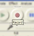 Record in Audacity